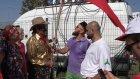 Yenikapı'da Kovboy Kıyafetli İlginç Adam - Ahsen Tv
