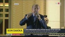 Cumhurbakanı Erdoğan: PKK'sı DAİŞ'i Fetö'sü Topunuz Gelin