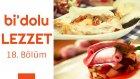 Kağıtta Sebzeli Somon & Fıstık Kremalı Gül Lokumu Tatlısı | Bi'dolu Lezzet - 18. Bölüm
