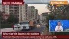 Kızıltepe'de Devlet Hastanesi Önünde Patlama Yaşandı: 25 Yaralı Var