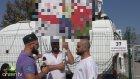 Koyu Bir Chp'liden Şehitler Mitingine Damga Vuran Pankart - Ahsen Tv