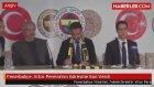 Fenerbahçe, Vitor Pereira'nın Görevine Son Verdi