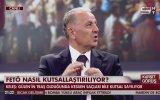 Fethullah Gülen'in Ağzını Sildiği Peçeteyi Yiyen Gördüm