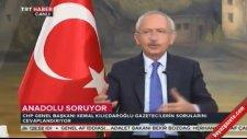 Kemal Kılıçdaroğlu: Bu Olaylara İdamı Uygulayamazsınız