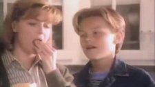 Leonardo DiCaprio - Kraft Singles/Peynir Reklamı (1991)