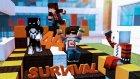 Mınecraft: Survival #44 - Sekreter Selim!