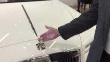 Rolls Royce'un Logo Hırsızları İçin Aldığı Önlem