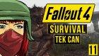 Tek Can - Survival Zorluk - Fallout 4 - #11 (Assasin Build) - Yesil Devin Maceralari