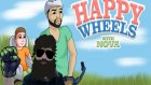 Türkçe Happy Wheels : Bölüm 1 - Baba Beni Sevmisennn?