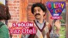 Güldüy Güldüy Show Çocuk 5. Bölüm, Laz Oteli Skeci