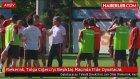 Riekerink, Tolga Ciğerci'yi Beşiktaş Maçında 11'de Oynatacak