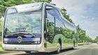 Fütüristik Tasarımıyla Yakın Geleceğin Şehiriçi Yolcu Otobüsleri