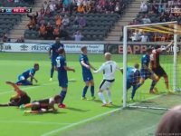 Hull City-Leicester City Maçında Tsubasa Golü