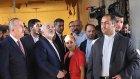 İranlı Bakan Zarif Meclis'i Şaşkınlıkla İzledi