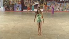 Melisa Sahra Katılmış - Salsa Solo Shine Show