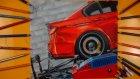 12 Saat Süren Araba Çizimi | BMW M3 F80