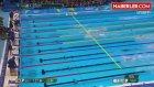ABD'li Yüzücü Katie Ledecky Rekor Kırarken İlginç Bir Görüntü Ortaya Çıktı