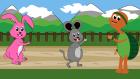 Hızlı Yavaş Çocuk Şarkısı Oyunu Tanıtımı | Çizge TV Mobil Oyunlar