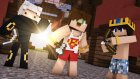 Kimseye Acıma ! 54 Dakika !! Yumurta Savaşları | Minecraft Evi