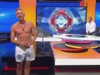 Leicester City Şampiyon Olursa Donla Yayına Çıkarım Diyen Yorumcu