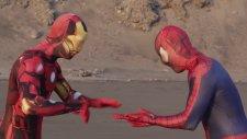 Örümcek Adam ve Elsa Filmi Full İzle Örümcek Adam ve Elsa En Komik Sahneler