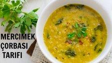 Sağlıklı Tarıfler: Mercimek Çorbası - Cilt Bakımı