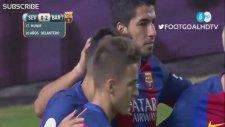 Sevilla 0-2 Barcelona (Maç Özeti - 14 Ağustos Pazar 2016)