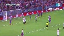 Sevilla - Barcelona 0-2 Maç Özeti