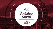 Antalya Gezisi | Yürüyerek Olimpos'u geziyoruz | Olimpos Harabeleri - Vlog