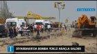 Diyarbakır Bismil'de Bomba Yüklü Araçla Saldırı