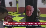 Fethullah Gülen'i Yumruklayarak Motive Olan Sporcular