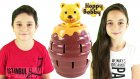 Hoppy Bobby Oyunu - Arılar Bal Hırsızı Ayıya Saldırıyor | Oyuncak Abi