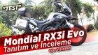 Mondial Rx3i Evo Tanıtım Ve İnceleme - Uğur Yıldırım