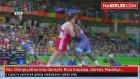 Rio Olimpiyatları'nda Güreşte Rıza Kayaalp, Gümüş Madalya Kazandı
