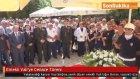 Emekli Vali'ye Cenaze Töreni