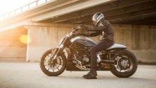 Roland Sands imzalı Özel Yapım Ducati XDiavel