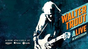 Walter Trout - Marie's Introduction (ALIVE in Amsterdam)