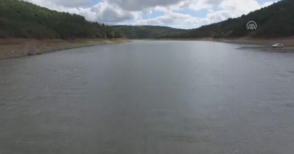 Baraj Suları Çekilince Ortaya Çıkan Mağlova Su Kemeri ...