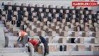 Gaziantep Arena'da Koltuklara Yazılmak İstenen İsim Tribünlere Sığmadı