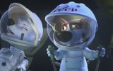 Space Dogs Adventure to the Moon - Fragman