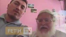 Suriyelilere Evini 10 Liraya Kiraya Veren Hacı Amca