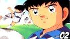 Tehlikeli Sutlar   Captain Tsubasa   2. Bölüm