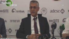 Konyaspor'da sponsorluk anlaşması