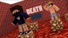 AZİZ İLE TUZAKLARDAN KAÇIYORUZ !! | Minecraft | Death Run (Ölüm Yarışı) | Bölüm - 1 | ft.Aziz Gaming