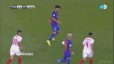 Barcelona 3-0 Sevilla (Maç Özeti - 18 Ağustos Perşembe 2016)