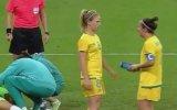 Kadın Futbolcunun Suluk İle İmtihanı
