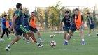Konyaspor Yeni Sezon Hazırlıklarına Yaptığı Antrenmanla Devam Etti