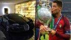 Ronaldo eve döndü