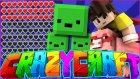 Slime Pet Sayesinde Ölümsüz Oldum! (Minecraft Ultra Crazy Craft Bölüm 10)