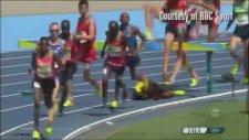 Ugandalı Atletin Kazası Olimpiyatlara Damga Vurdu